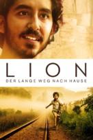 Lion - German Movie Cover (xs thumbnail)