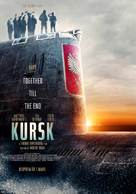 Kursk - Swedish Movie Poster (xs thumbnail)