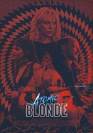 Atomic Blonde - South Korean Movie Poster (xs thumbnail)
