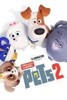 The Secret Life of Pets 2 - Brazilian Movie Cover (xs thumbnail)