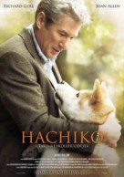 Hachiko: A Dog's Story - Finnish Movie Poster (xs thumbnail)
