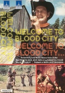Welcome to Blood City - Norwegian VHS movie cover (xs thumbnail)