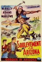The Stand at Apache River - Belgian Movie Poster (xs thumbnail)