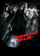 Sin City - Vietnamese Movie Poster (xs thumbnail)