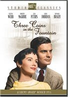 Three Coins in the Fountain - DVD movie cover (xs thumbnail)