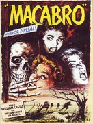 Macabre - Spanish Movie Cover (xs thumbnail)