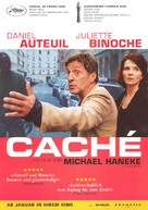 Caché - Swiss Movie Poster (xs thumbnail)