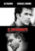 The Insider - Argentinian Movie Cover (xs thumbnail)