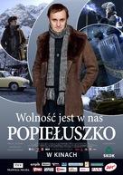 Popieluszko. Wolnosc jest w nas - Polish Movie Poster (xs thumbnail)