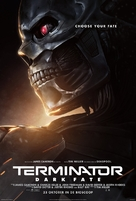 Terminator: Dark Fate - Dutch Movie Poster (xs thumbnail)
