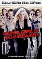 Guns, Girls and Gambling - Canadian DVD cover (xs thumbnail)