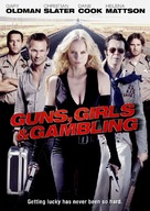 Guns, Girls and Gambling - Canadian DVD movie cover (xs thumbnail)