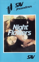 Night-Flowers - Finnish VHS movie cover (xs thumbnail)