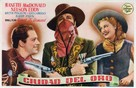 The Girl of the Golden West - Spanish Movie Poster (xs thumbnail)