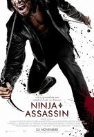 Ninja Assassin - Canadian Movie Poster (xs thumbnail)
