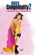 Miss Congeniality 2: Armed & Fabulous - DVD cover (xs thumbnail)