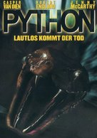 Python - German DVD cover (xs thumbnail)