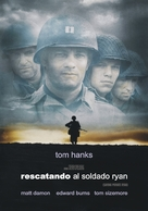 Saving Private Ryan - Argentinian Movie Poster (xs thumbnail)
