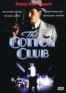 The Cotton Club - Dutch DVD movie cover (xs thumbnail)
