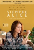 Still Alice - Argentinian Movie Poster (xs thumbnail)