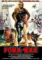 Uomo puma, L' - German Movie Poster (xs thumbnail)