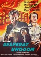 Violent Playground - Danish Movie Poster (xs thumbnail)