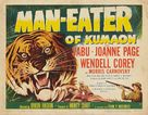 Man-Eater of Kumaon - Theatrical poster (xs thumbnail)