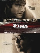 Spy Game - Spanish Movie Poster (xs thumbnail)