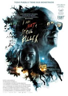 I Am Not a Serial Killer - Spanish Movie Poster (xs thumbnail)