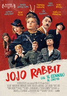 Jojo Rabbit - Italian Movie Poster (xs thumbnail)