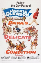 Papa's Delicate Condition - Movie Poster (xs thumbnail)
