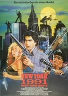 Self Defense - German Movie Poster (xs thumbnail)