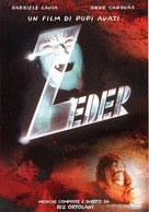 Zeder - Italian Movie Cover (xs thumbnail)