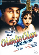 Charlie Chan in London - DVD movie cover (xs thumbnail)