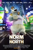 Norm of the North - Theatrical poster (xs thumbnail)