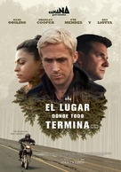 The Place Beyond the Pines - Mexican Movie Poster (xs thumbnail)