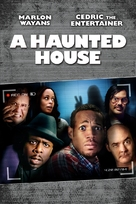 A Haunted House - DVD cover (xs thumbnail)
