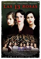 Las 13 rosas - Spanish poster (xs thumbnail)