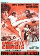 Casse-tête chinois pour le judoka - Belgian Movie Poster (xs thumbnail)