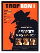 Small Time Crooks - French Movie Poster (xs thumbnail)