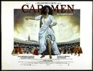 Carmen - British Movie Poster (xs thumbnail)