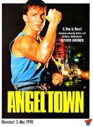 Angel Town - German Movie Poster (xs thumbnail)