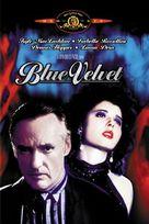 Blue Velvet - DVD cover (xs thumbnail)