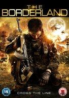 The Borderland - British DVD cover (xs thumbnail)
