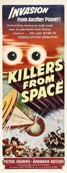 Killers from Space - Movie Poster (xs thumbnail)