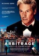 Arbitrage - Swiss Movie Poster (xs thumbnail)