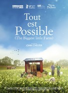 The Biggest Little Farm - French Movie Poster (xs thumbnail)