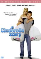 A Cinderella Story - DVD cover (xs thumbnail)
