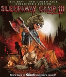 Sleepaway Camp III: Teenage Wasteland - Blu-Ray movie cover (xs thumbnail)