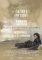 Of Fathers and Sons - Italian Movie Poster (xs thumbnail)